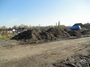 Prodej písku telč